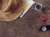 Планировать для перемещения и туризм в различных формах Стоковые Фотографии RF