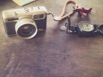 Планировать для перемещения и туризм в различных формах Стоковая Фотография