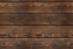 планка предпосылки старая деревянная безшовная текстура Винтажная коричневая деревянная картина, взгляд сверху стоковое фото
