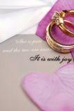 планы wedding Стоковое Изображение RF