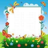 план-график детей Иллюстрация вектора