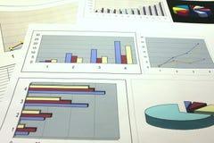 план-график Стоковая Фотография