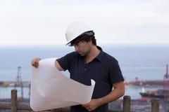 план инженера Стоковые Изображения