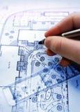 план Стоковые Изображения RF