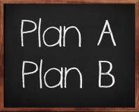план b стоковые фото