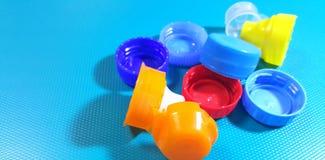 Пластиковая крышка стоковая фотография rf