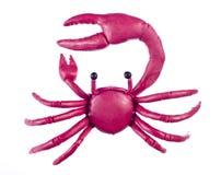 пластилин рака стоковое изображение rf