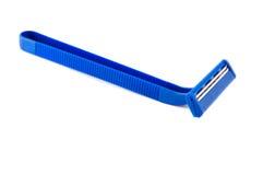пластичная бритва Стоковые Изображения RF