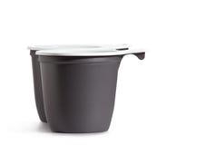Пластичная чашка Стоковые Изображения RF