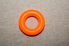 Пластичные игрушки кольца Стоковые Фотографии RF