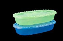Пластичные изделия Стоковые Изображения RF