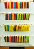 Пластичные соломы Стоковая Фотография RF