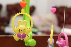 Пластмасса забавляется, игрушка a деталь который использован в игре, версия 7 стоковая фотография rf