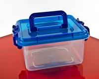 пластмасса контейнера стоковые фотографии rf