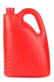 пластмасса масла галлона Стоковое Изображение RF