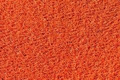 пластмасса пыли doormat Стоковые Фотографии RF