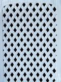 пластмасса решетки Стоковые Фото