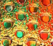 пластмасса фольги Стоковые Фотографии RF