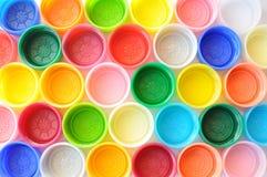 пластмасса чашки стоковые изображения