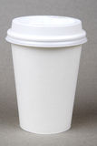 пластмасса чашки Стоковое фото RF