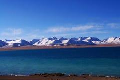плато озера Стоковая Фотография