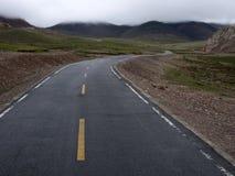 плато хайвея Стоковое фото RF