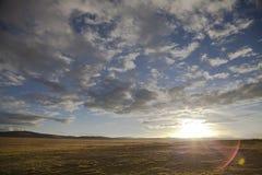 Плато Qinghai - Тибета Стоковая Фотография RF