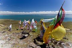Плато Qinghai - Тибета Стоковое Фото