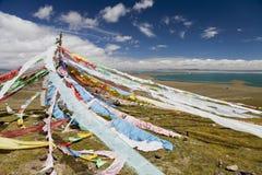 Плато Qinghai - Тибета Стоковое Изображение