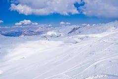 плато san di доломита martino бледное Стоковое Фото