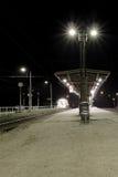 платформа Стоковое Изображение