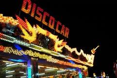 платформа Luna Park Стоковые Изображения