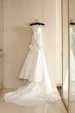 Платье венчания Стоковое Изображение