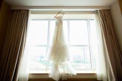 Платье венчания Стоковое фото RF