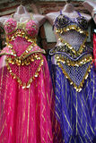платье танцора базара Стоковая Фотография
