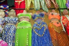 платье танцора живота Стоковая Фотография