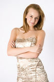 платье Стоковая Фотография
