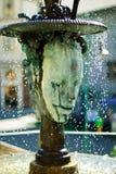 плача фонтан karlovy меняет Стоковая Фотография