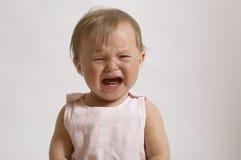 плача девушка Стоковое Фото