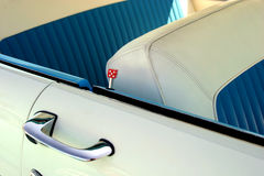 плашки автомобиля Стоковое Изображение RF