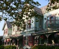 плаща-накидк Джерси может новый курортный город США Стоковая Фотография