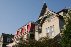плаща-накидк Джерси может новый курортный город США Стоковая Фотография RF