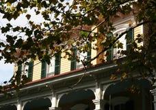 плаща-накидк Джерси может новый курортный город США стоковые изображения rf