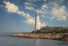 плаща-накидк маяка chersonese Стоковая Фотография