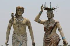 Племенное представление района Bastar - Индии Стоковое Изображение RF