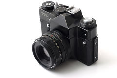 пленка камеры старая Стоковая Фотография