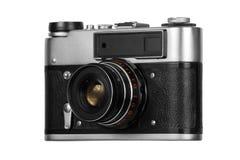 пленка клиппирования камеры предпосылки включила старую белизну путя стоковые изображения