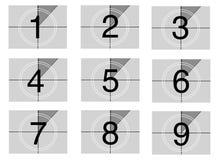 пленка комплекса предпусковых операций Стоковые Изображения RF