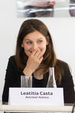 пленка 2011 празднества cannes Франция Стоковое Изображение