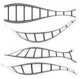 пленка 4 иллюстрация вектора